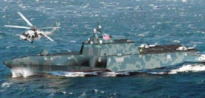 lcs2 twin helos